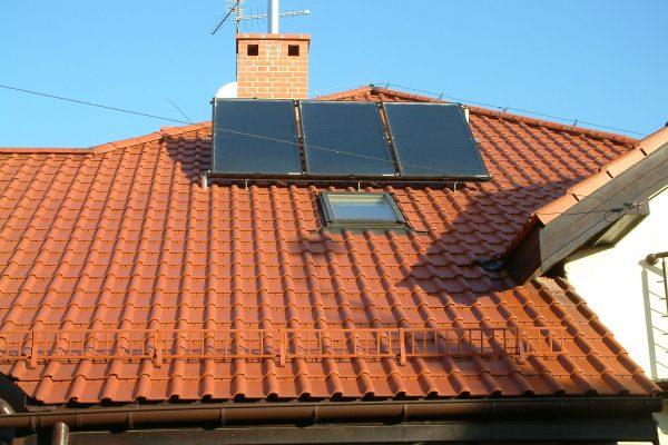 System Solarny CWU Katowice