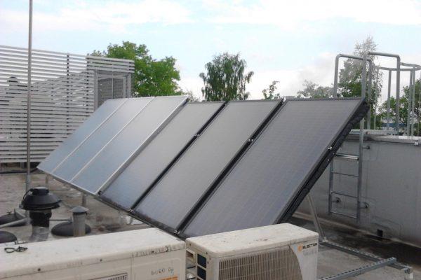 System solarny Hotel Arkadia Jelcz Laskowice