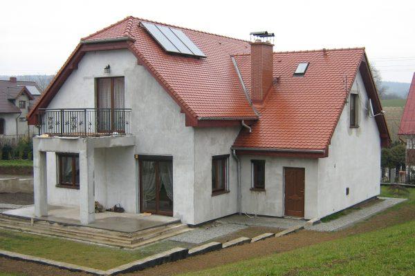 System solarny CWU Niemcza