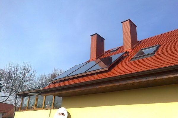 System solarny CWU Kunów