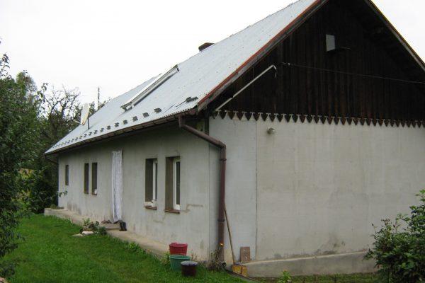 System solarny CWU Nowe Rybie