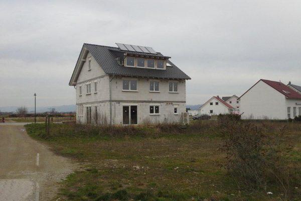 System solarny CO CWU Niemcy