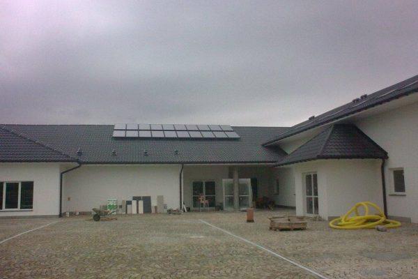 System solarny Sala Weselna Jordanów Śląski