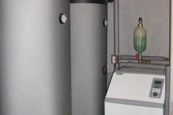 Gruntowa pompa ciepła NIBE Strzelin