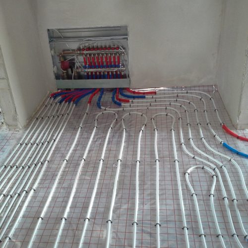 Systemy ogrzewania podłogowego
