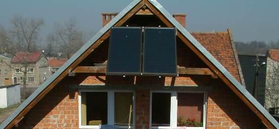 System Solarny CWU Nysa