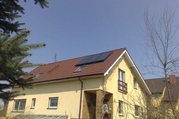 System solarny CWU Wrocław