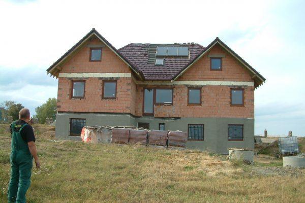 System solarny Pieszyce integracja z dachem